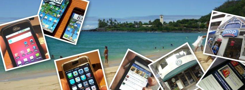 ハワイでスマホ(スマートフォン)|MaNa LLC.|