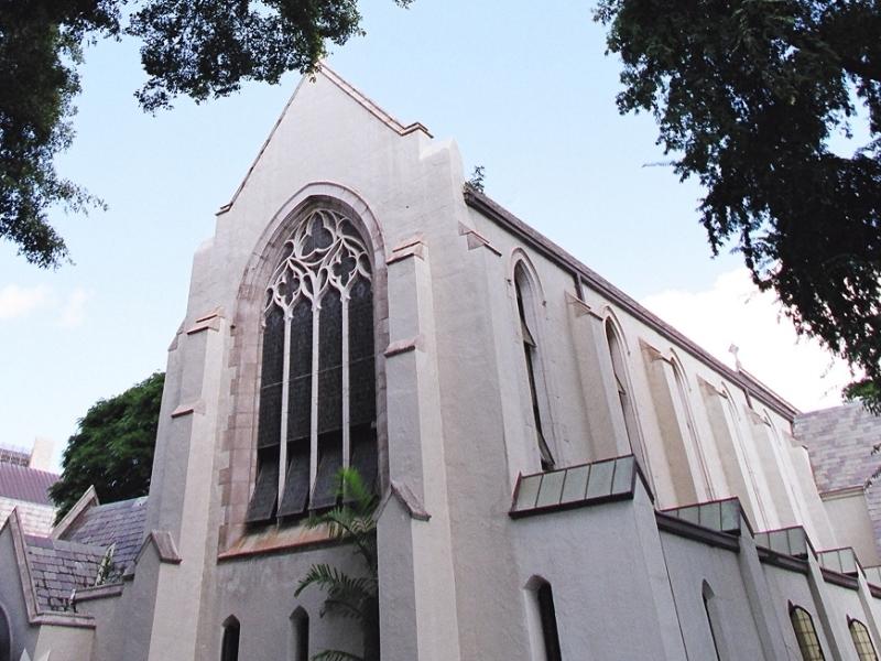St. Andrews Park Chapel
