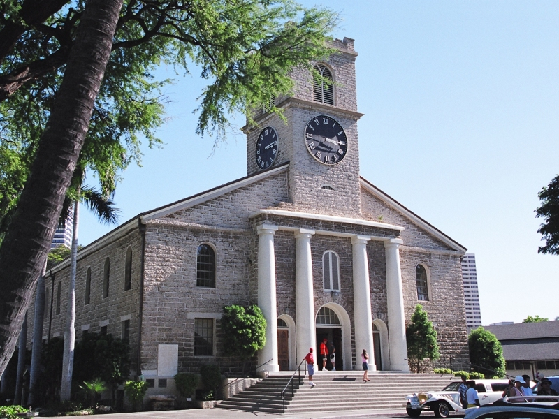 Kawaiohao Church